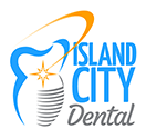 Island City Dental logo