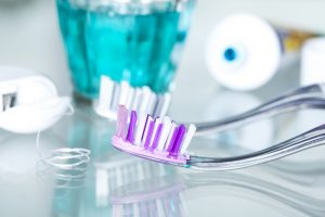 Your dentist in Fort Lauderdale recommends soft bristled toothbrushes.